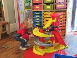 Детский сад в Англии. Личный опыт в nursery.
